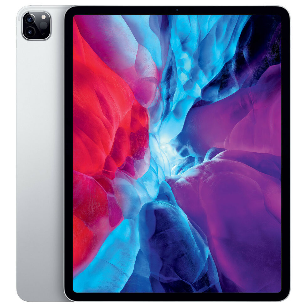 Apple iPad Pro (2020) 12.9 pouces 512 Go Wi-Fi Cellular -Argent - neuf Garantie 1 an en Stock | Trocadéro Paris