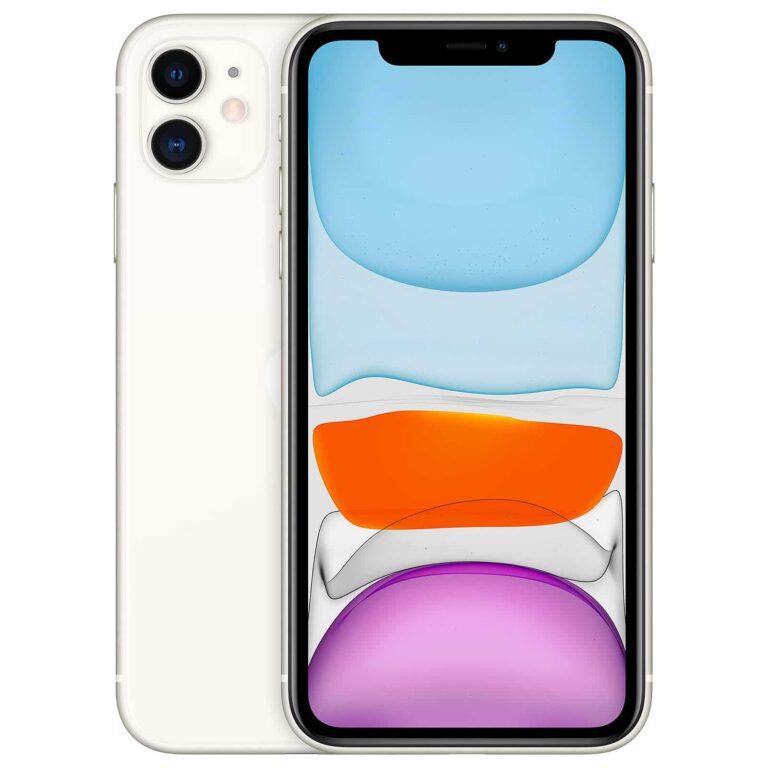 Apple iPhone 11 128 Go Blanc - Neuf Garantie 1 an en Stock | Trocadéro Paris