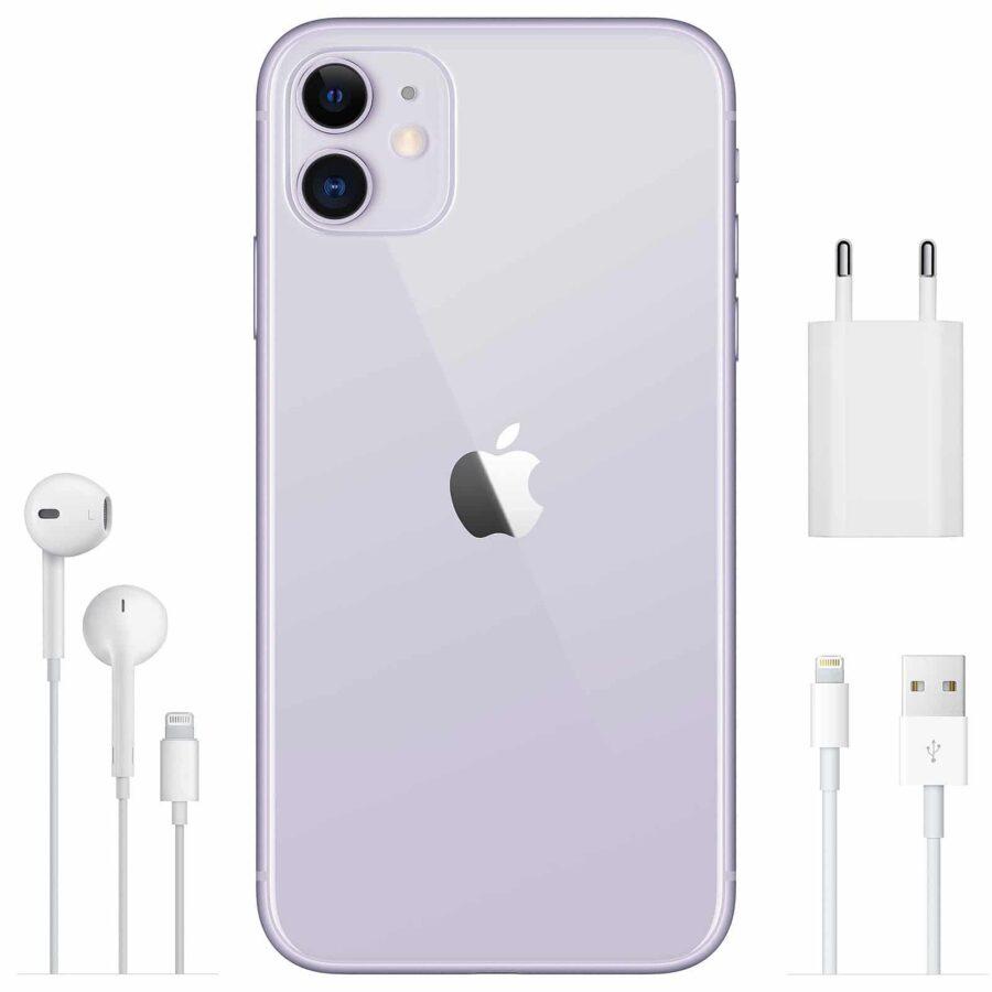 Apple iPhone 11 256 Go Mauve - Neuf Garantie 1 an en Stock   Trocadéro Paris