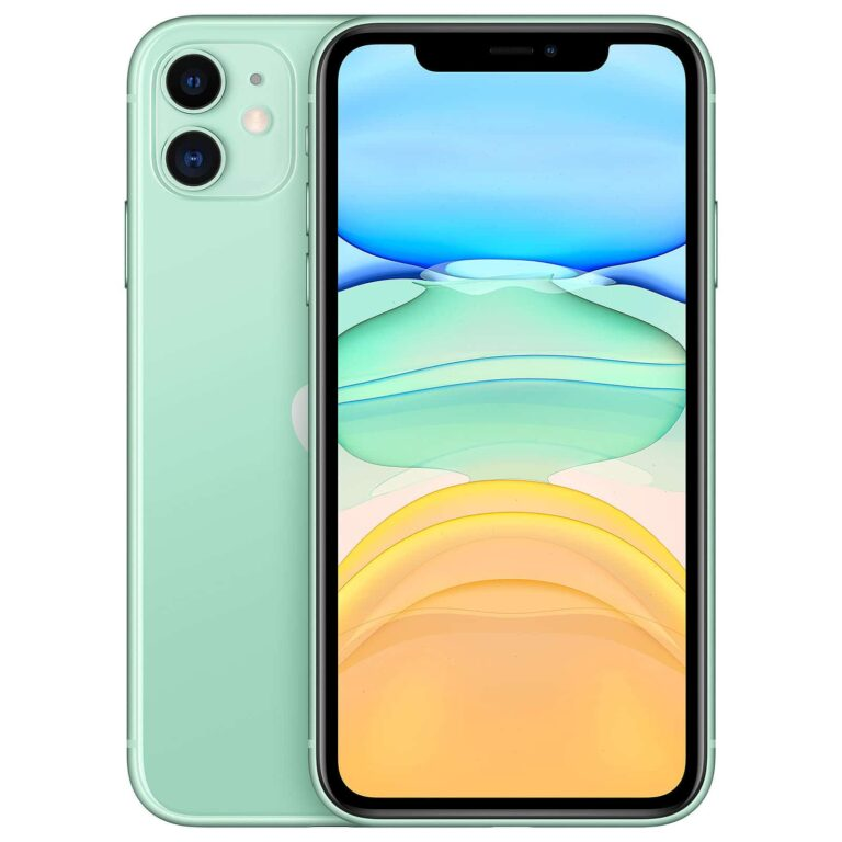 Apple iPhone 11 256 Go Vert - Neuf Garantie 1 an en Stock | Trocadéro Paris