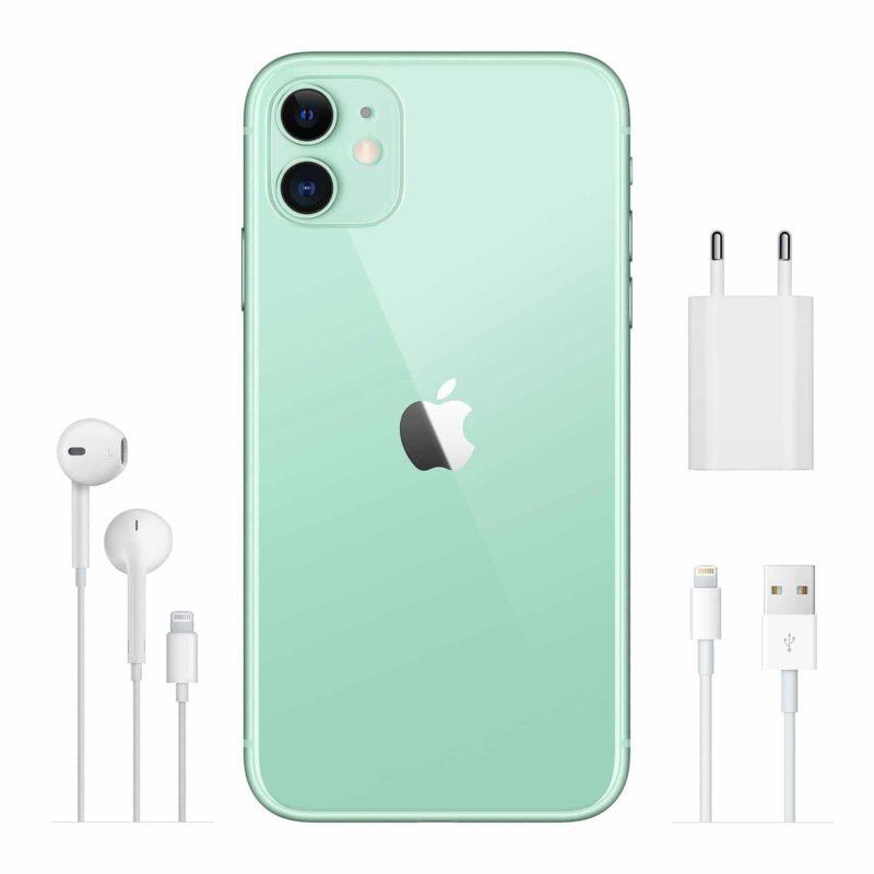 Apple iPhone 11 256 Go Vert - Neuf Garantie 1 an en Stock | Trocadéro Paris