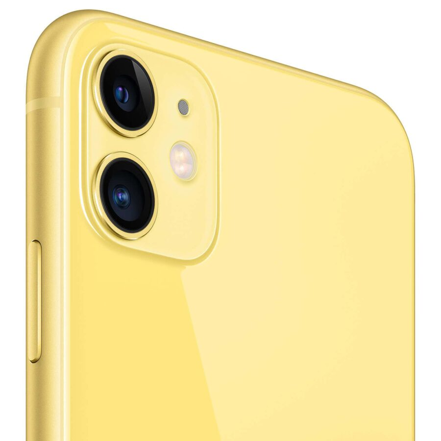 Apple iPhone 11 64 Go Jaune - Neuf Garantie 1 an en Stock | Trocadéro Paris