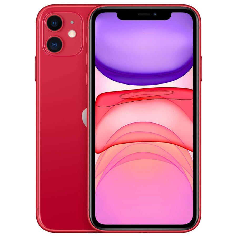 Apple iPhone 11 64 Go (PRODUCT)RED - Neuf Garantie 1 an en Stock | Trocadéro Paris