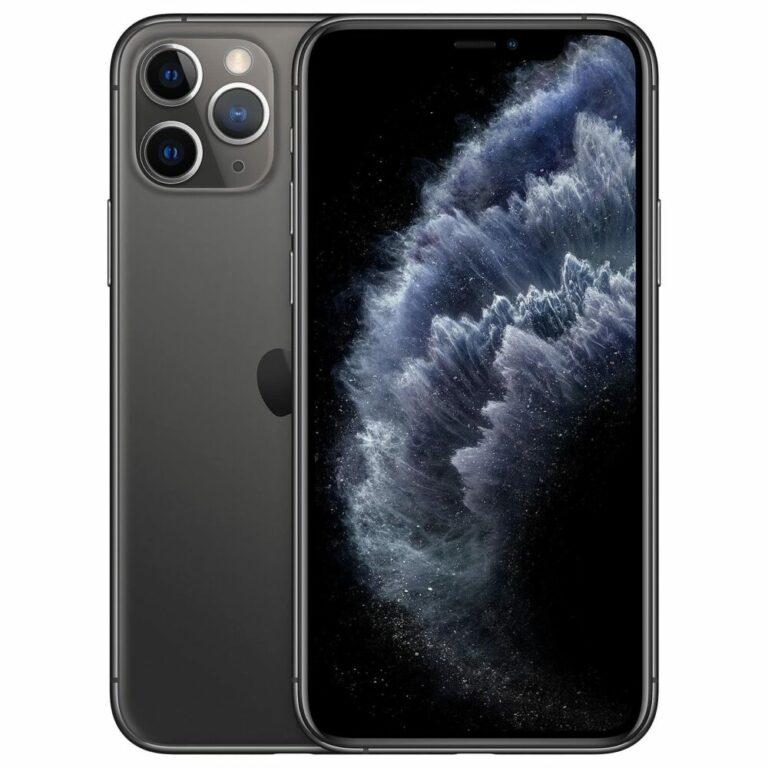 Apple iPhone 11 Pro 256 Go Gris Sidéral - Neuf Garantie 1 an en Stock | Trocadéro Paris