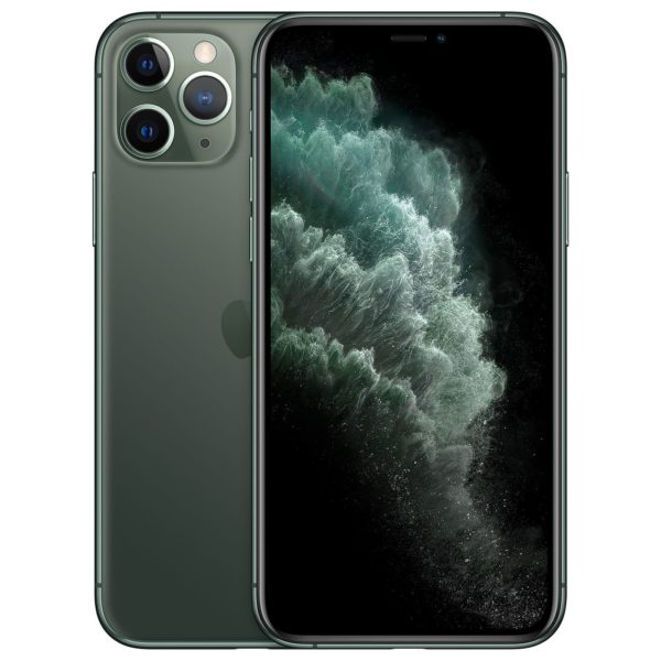 Apple iPhone 11 Pro 256 Go Vert Nuit - Neuf Garantie 1 an en Stock | Trocadéro Paris
