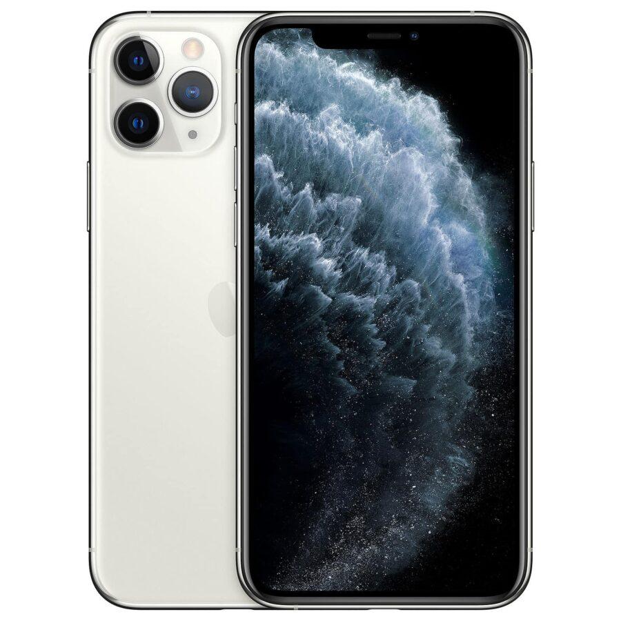 Apple iPhone 11 Pro 512 Go Argent - Neuf Garantie 1 an en Stock | Trocadéro Paris