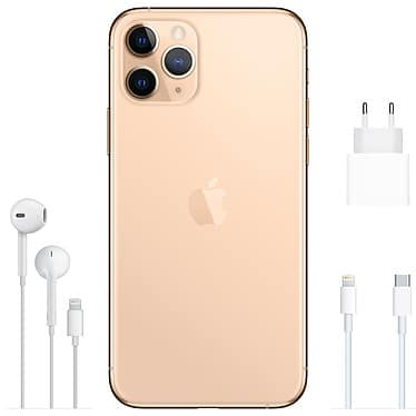 Apple iPhone 11 Pro 64 Go Or - Neuf Garantie 1 an en Stock   Trocadéro Paris