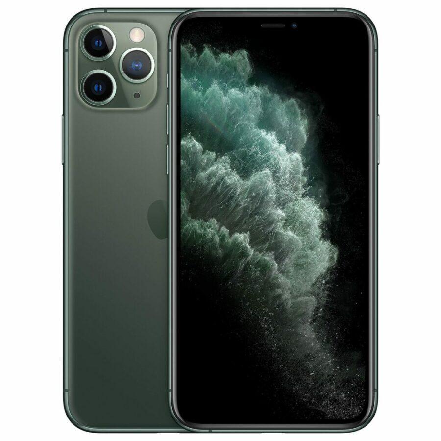 Apple iPhone 11 Pro Max 256 Go Vert Nuit - Neuf Garantie 1 an en Stock | Trocadéro Paris