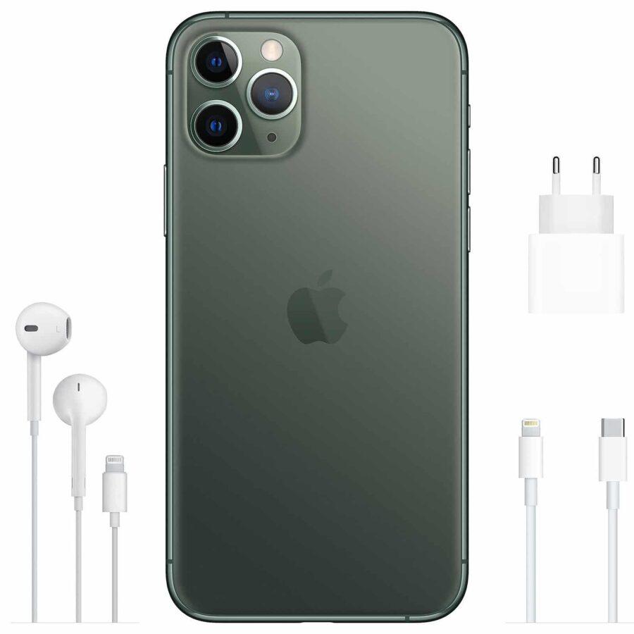 Apple iPhone 11 Pro Max 512 Go Vert Nuit - Neuf Garantie 1 an en Stock   Trocadéro Paris