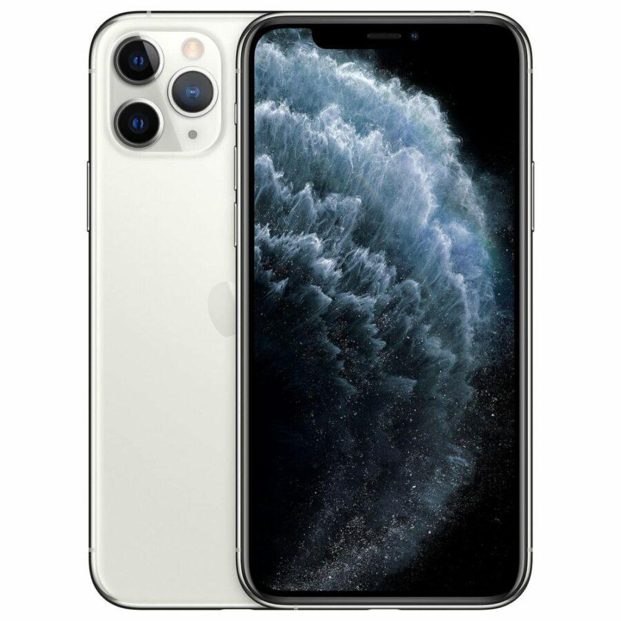 Apple iPhone 11 Pro Max 64 Go Argent - Neuf Garantie 1 an en Stock   Trocadéro Paris