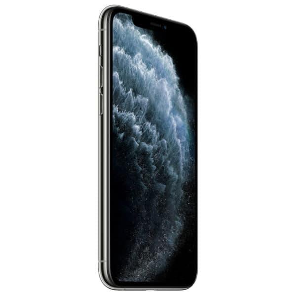 Apple iPhone 11 Pro Max 62 Go Argent - Neuf Garantie 1 an en Stock | Trocadéro Paris