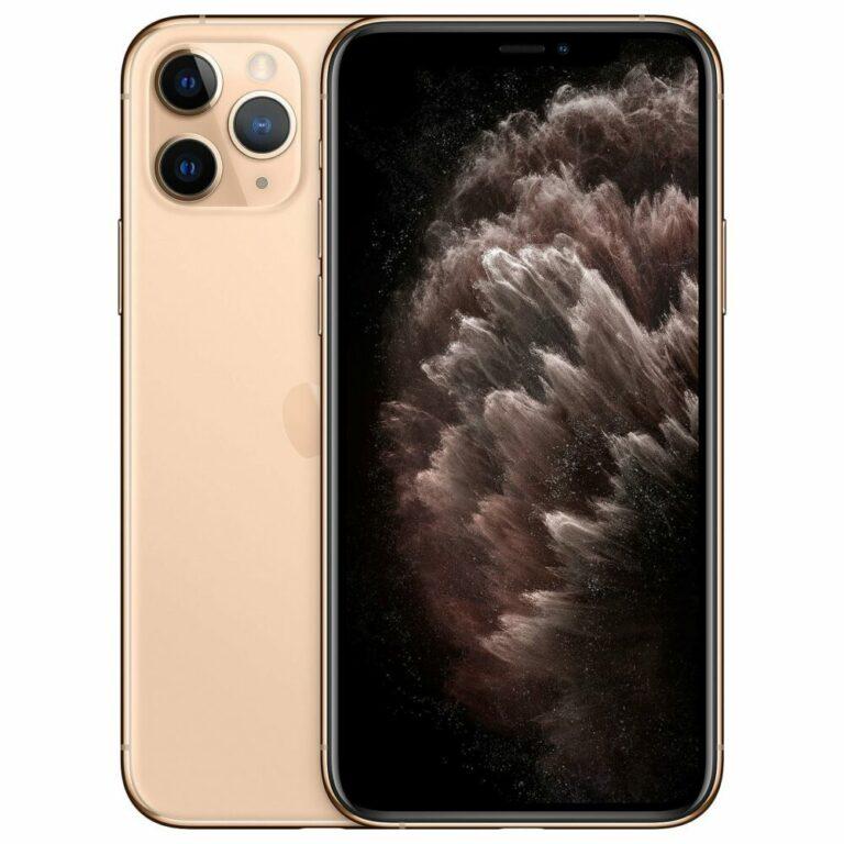 Apple iPhone 11 Pro Max 64 Go Or - Neuf Garantie 1 an en Stock | Trocadéro Paris