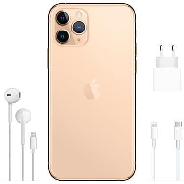 Apple iPhone 11 Pro Max 62 Go Or - Neuf Garantie 1 an en Stock | Trocadéro Paris