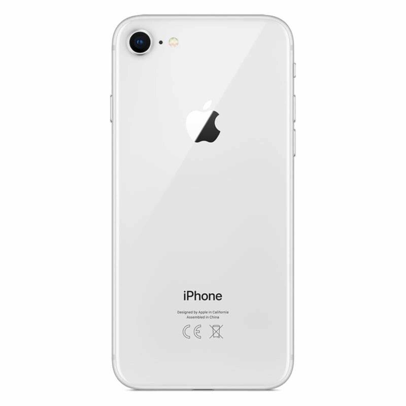 Apple iPhone 8 128 Go - Argent - Neuf Garantie 1 an en Stock | Trocadéro Paris