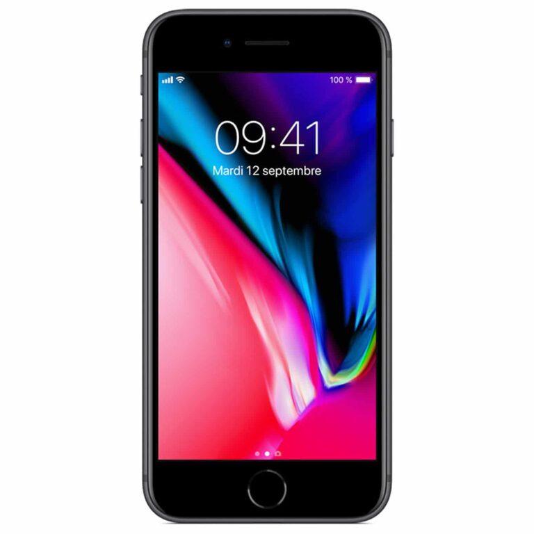 Apple iPhone 8 128 Go Gris Sidéral - Neuf Garantie 1 an en Stock | Trocadéro Paris