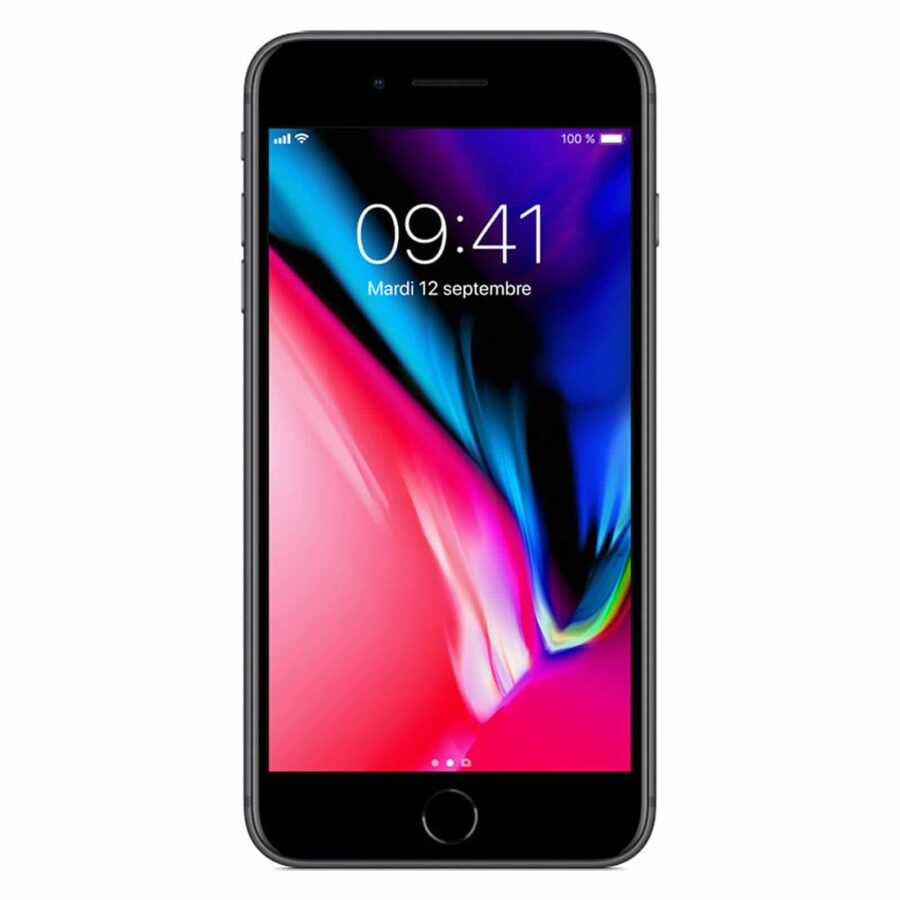Apple iPhone 8 Plus 128 Go - Gris Sidéral - Neuf Garantie 1 an en Stock   Trocadéro Paris