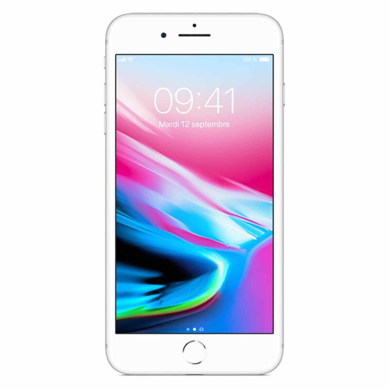 Apple iPhone 8 Plus 64 Go - Argent - Neuf Garantie 1 an en Stock | Trocadéro Paris