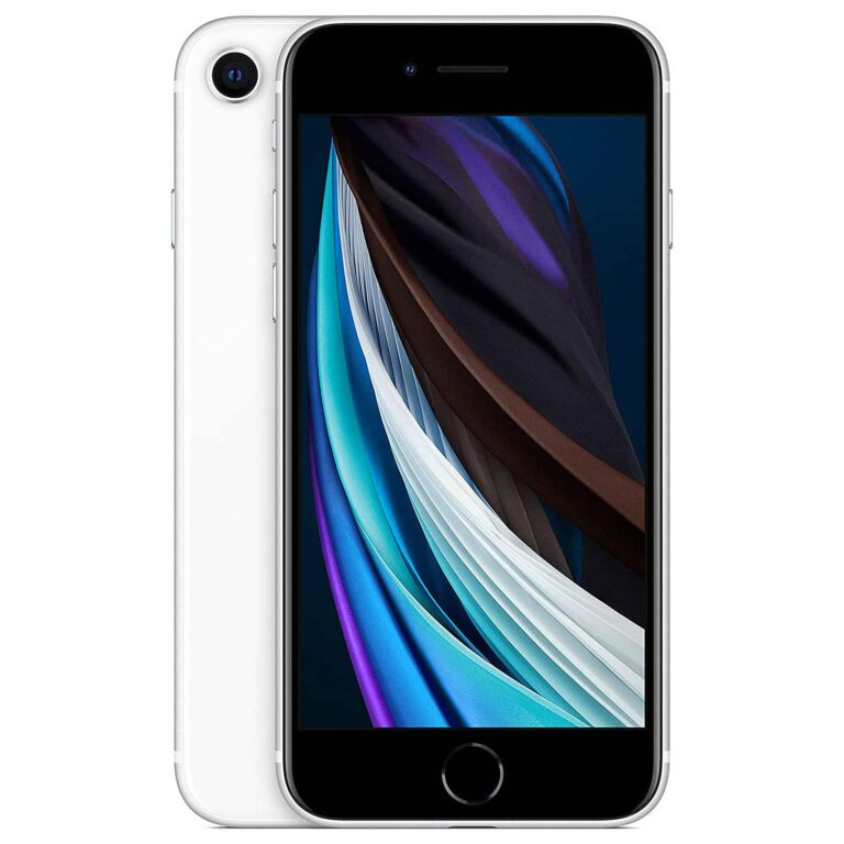 Apple iPhone SE 64 Go - Blanc - Neuf Garantie 1 an en Stock | Trocadéro Paris