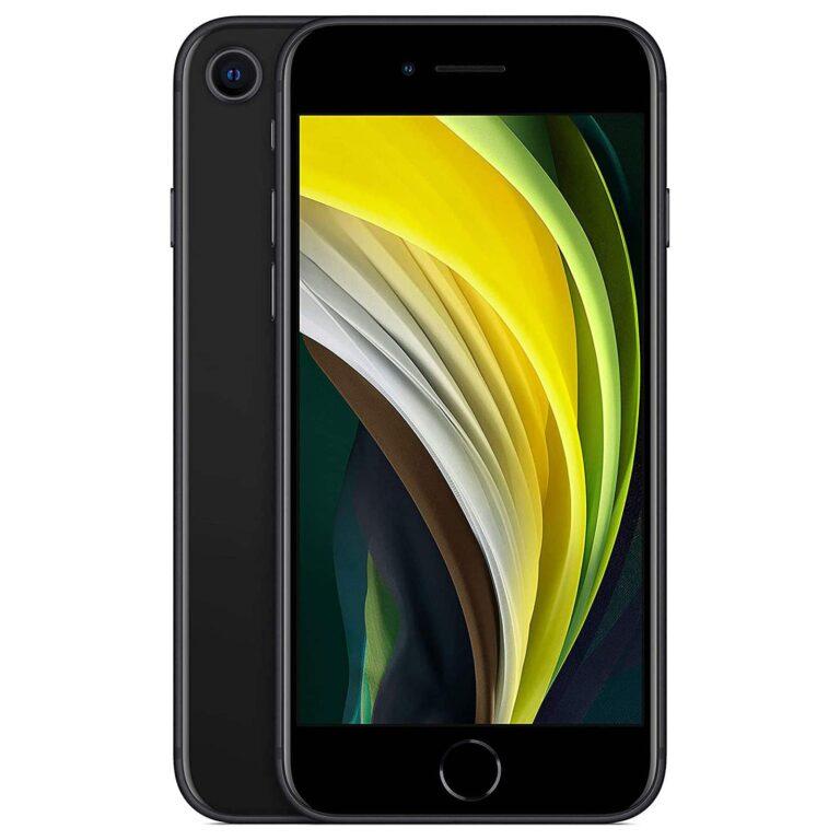 Apple iPhone SE 64 Go - Noir - Neuf Garantie 1 an en Stock | Trocadéro Paris