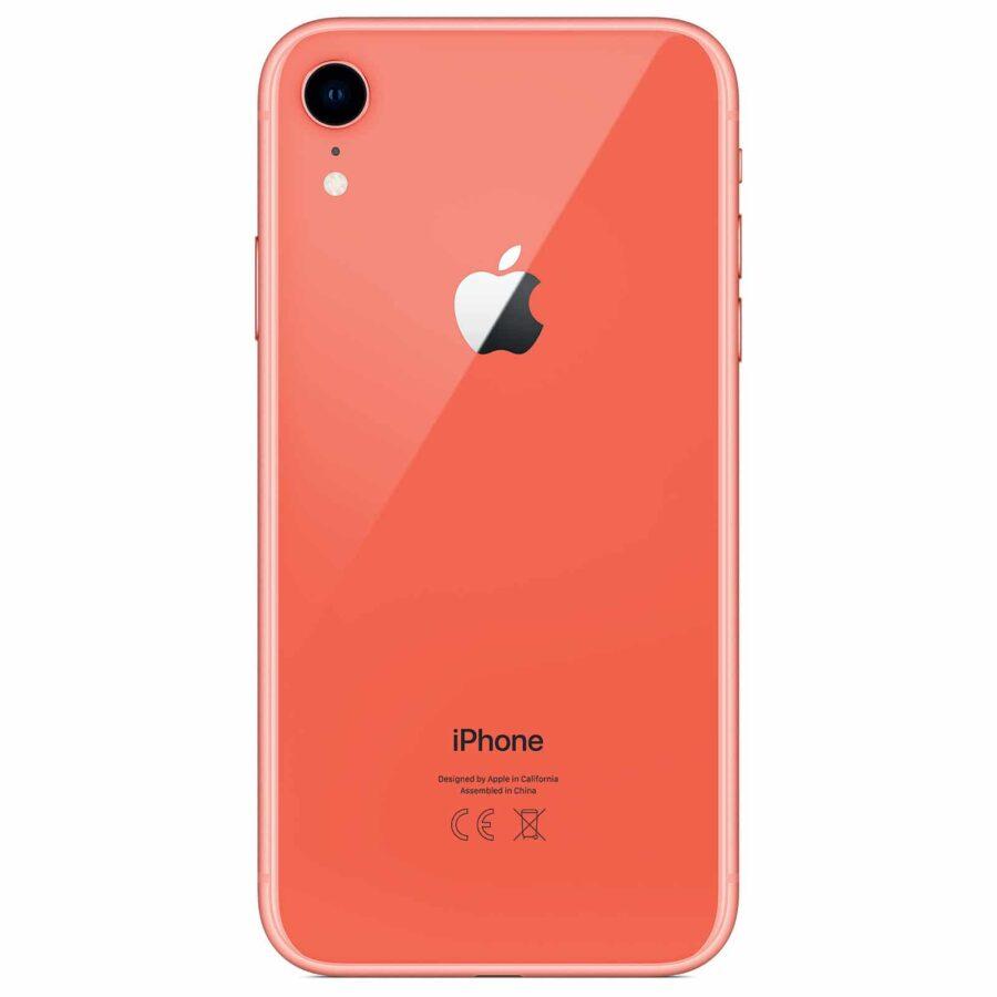 Apple iPhone XR 128 Go Corail - Neuf Garantie 1 an en Stock | Trocadéro Paris