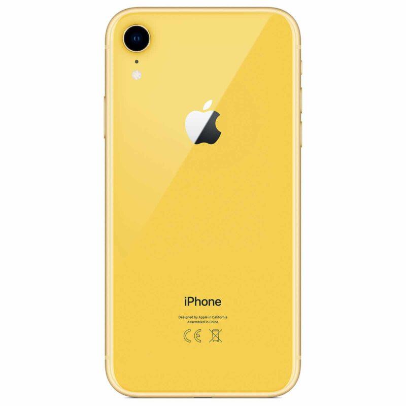 Apple iPhone XR 128 Go Jaune - Neuf Garantie 1 an en Stock | Trocadéro Paris