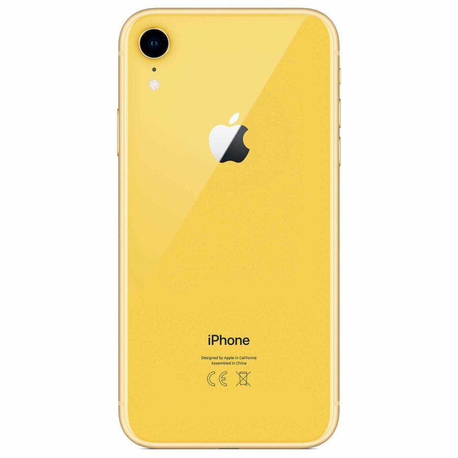 Apple iPhone XR 128 Go Jaune - Neuf Garantie 1 an en Stock   Trocadéro Paris