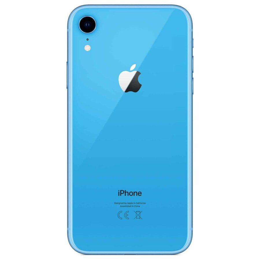 Apple iPhone XR 64 Go Bleu - Neuf Garantie 1 an en Stock | Trocadéro Paris