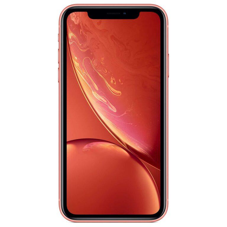 Apple iPhone XR 64 Go Corail - Neuf Garantie 1 an en Stock | Trocadéro Paris