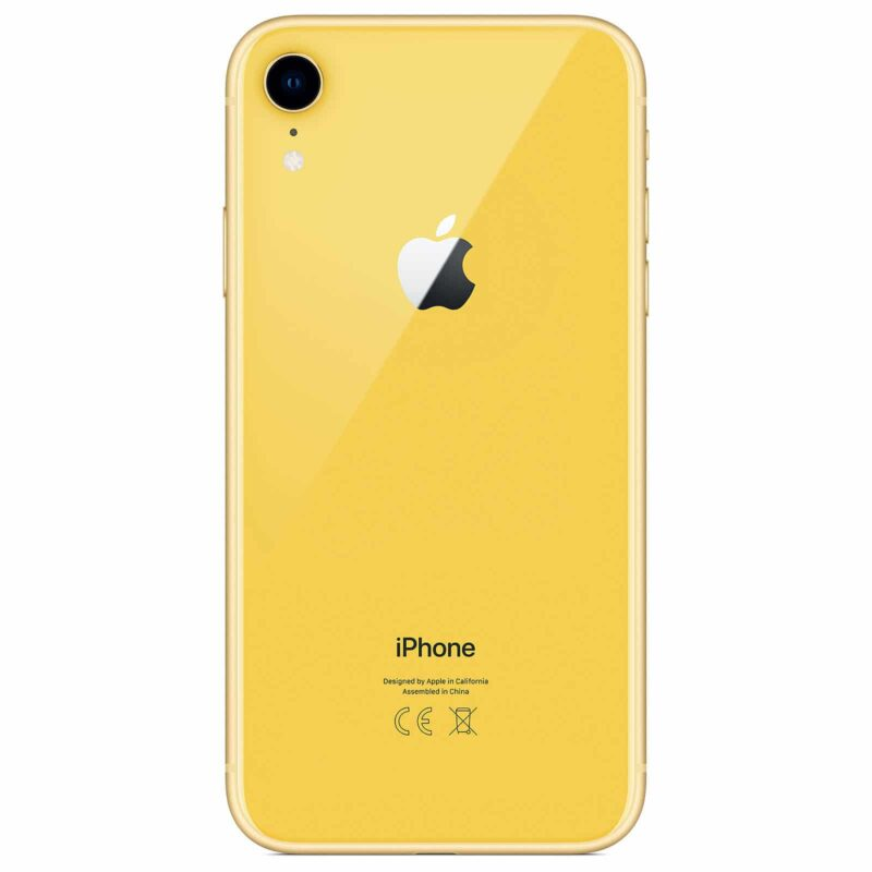 Apple iPhone XR 64 Go Jaune - Neuf Garantie 1 an en Stock | Trocadéro Paris
