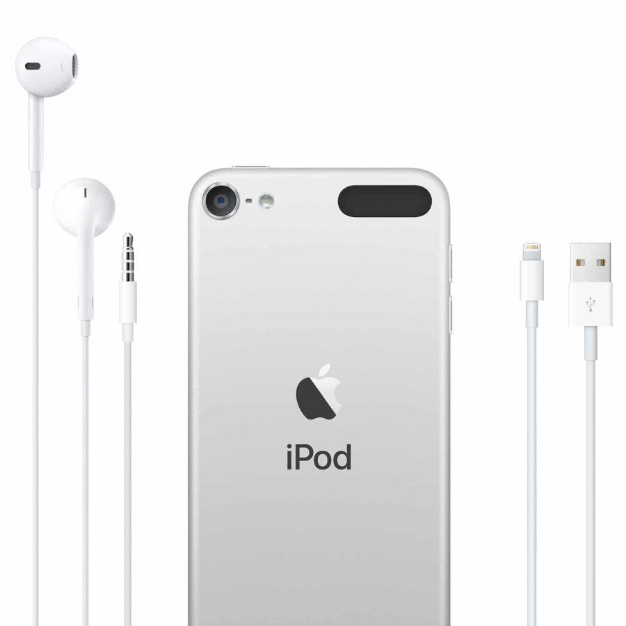 Apple iPod touch (2019) 128 Go Argent - Neuf Garantie 1 an en Stock | Trocadéro Paris