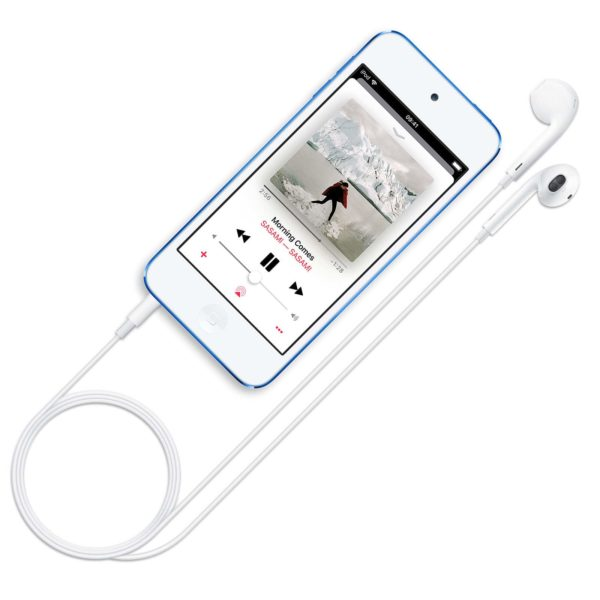 Apple iPod touch (2019) 128 Go - Bleu - Neuf Garantie 1 an en Stock   Trocadéro Paris