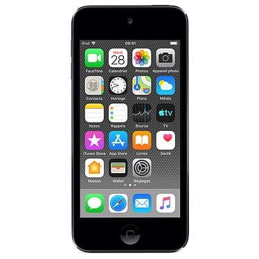 Apple iPod touch (2019) 128 Go - Gris Sidéral - Neuf Garantie 1 an en Stock | Trocadéro Paris