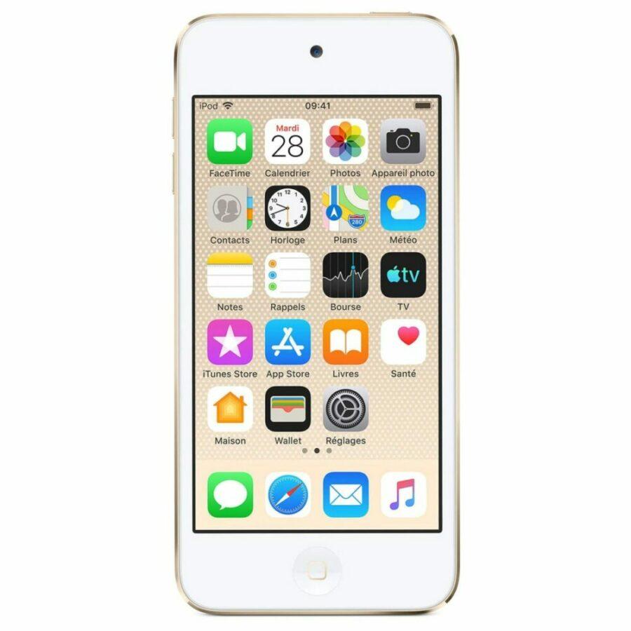 Apple iPod touch (2019) 128 Go Or - Neuf Garantie 1 an en Stock | Trocadéro Paris
