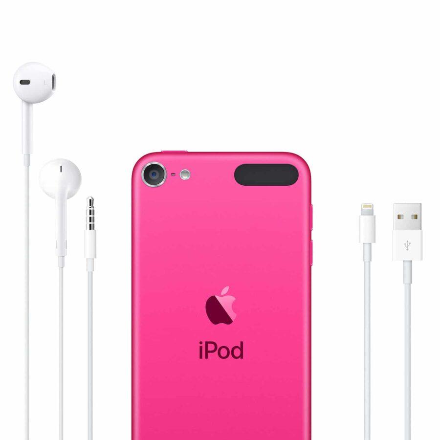 Apple iPod touch (2019) 128 Go - Rose - Neuf Garantie 1 an en Stock | Trocadéro Paris