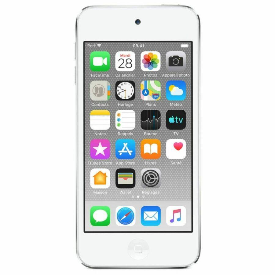 Apple iPod touch (2019) 32 Go Argent - Neuf Garantie 1 an en Stock | Trocadéro Paris