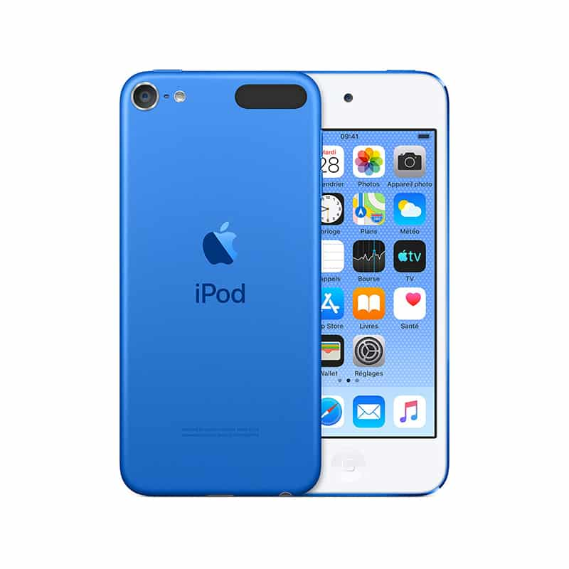 Apple iPod touch (2019) 32 Go - Bleu - Neuf Garantie 1 an en Stock | Trocadéro Paris