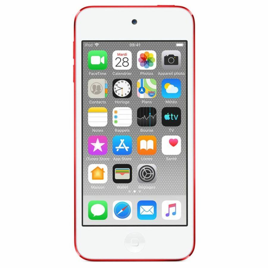 Apple iPod touch (2019) 32 Go (PRODUCT)RED - Neuf Garantie 1 an en Stock | Trocadéro Paris