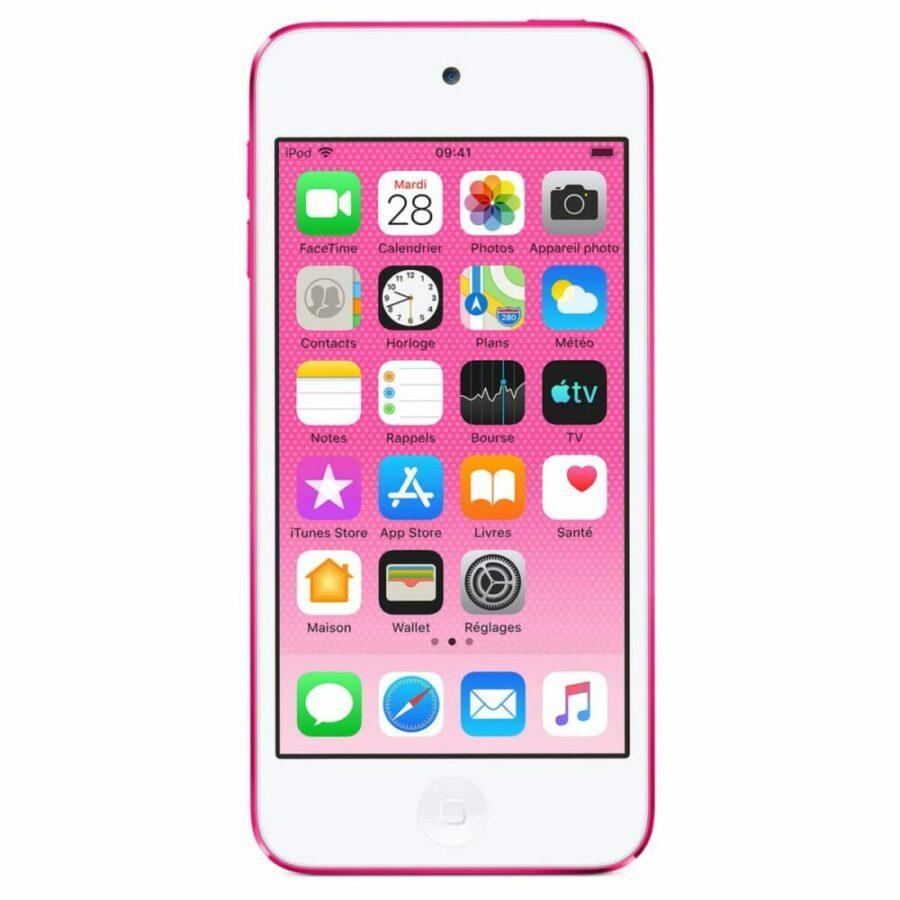 Apple iPod touch (2019) 32 Go - Rose - Neuf Garantie 1 an en Stock   Trocadéro Paris