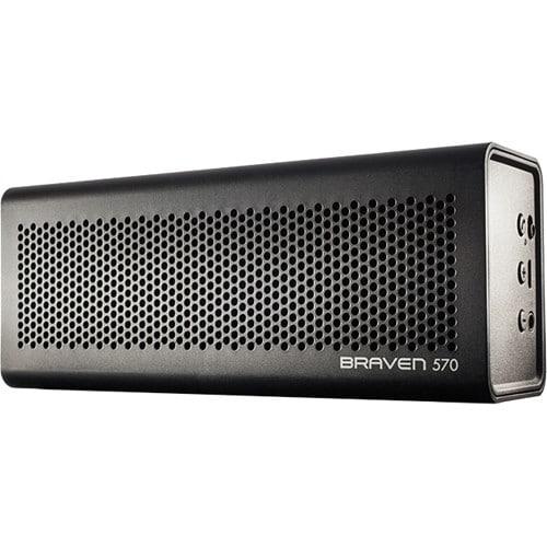 BRAVEN 570 Enceinte portable sans fil - Noir - Accessoires Garantie 1 an en Stock | Trocadéro Paris