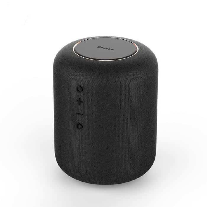 Baseus Encok Bluetooth haut-parleur E50 Qi chargeur - Noir Accessoires Garantie 1 an en Stock | McPrice Paris Trocadéro 1