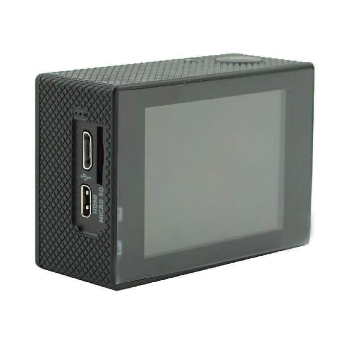 Caméra Full HD 4K DV Go Action étanche WiFi Sports et accessoires 16 Go - Noir - Accessoires Garantie 1 an en Stock | Trocadéro Paris