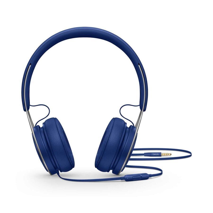 Casque Supra-Auriculaire EP de Beats - Bleu | Accessoires Garantie 1 an | McPrice Paris Trocadéro