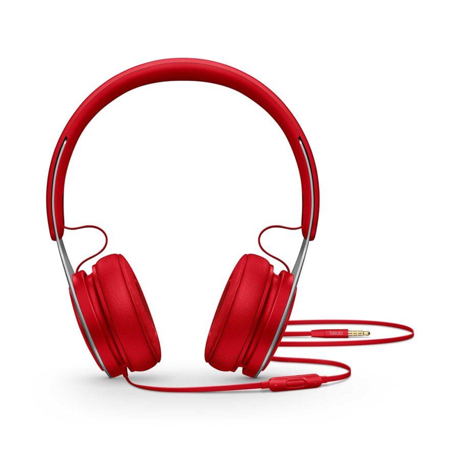 Casque Supra-Auriculaire EP de Beats - Rouge | Accessoires Garantie 1 an | McPrice Paris Trocadéro