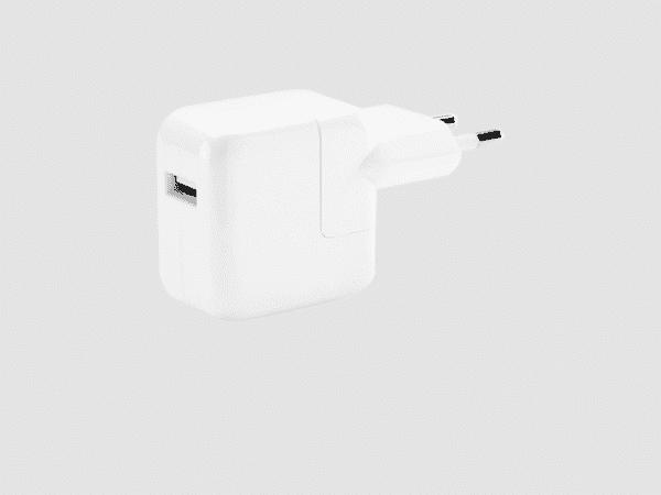 Apple Accessoires Chargeurs Secteur iPad