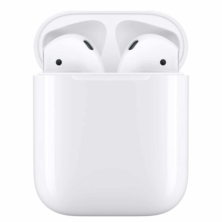 Écouteurs Apple AirPods 2 - Boîtier Charge Sans Fil Écouteurs Apple AirPods 2 - Neuf Garantie 1 an en Stock | Trocadéro Paris