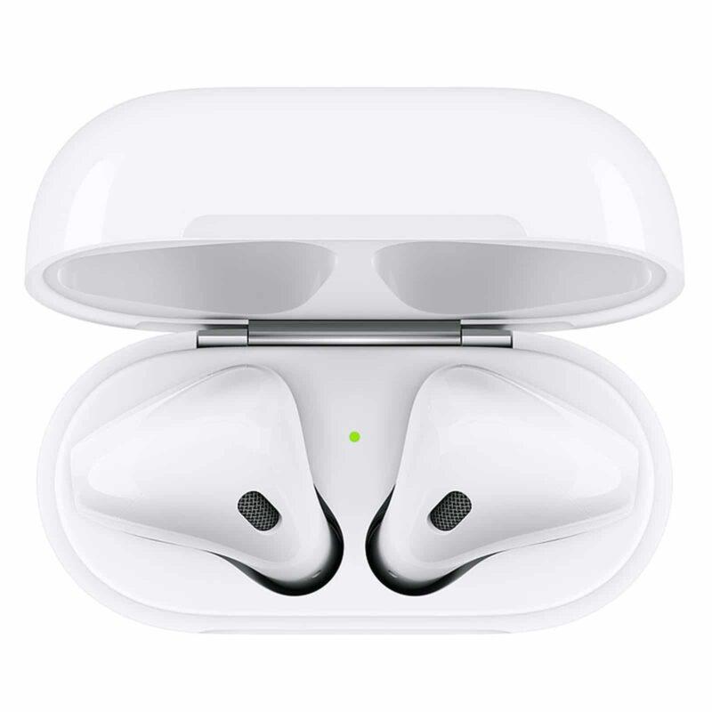 Écouteurs Apple AirPods 2 avec boîtier de charge - Neuf Garantie 1 an en Stock | Trocadéro Paris
