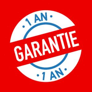 Garantie 1 ans | McPrice Paris Trocadéro