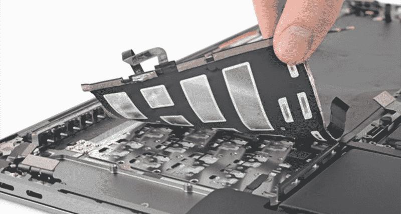 Réparation Apple McPrice - Feuille de rétro éclairage MaBook Pro et Air