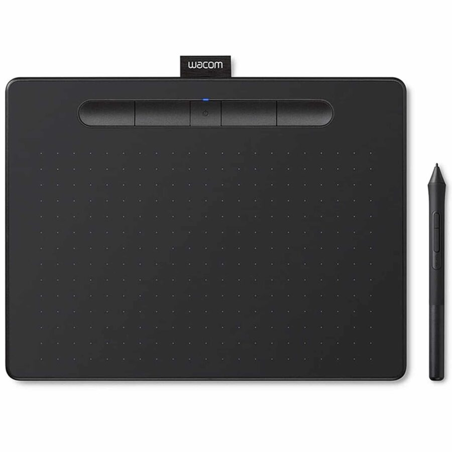 Wacom Intuos S avec Bluetooth - Noir - Neuf Garantie 1 an en Stock | Trocadéro Paris