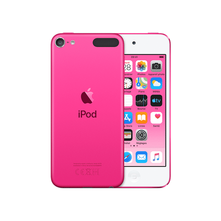 Apple iPod touch (2019) 256 Go - Rose - Neuf Garantie 1 an en Stock   Trocadéro Paris